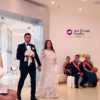 Свадебная церемония в Доме Юстиции Тбилиси