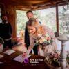 Дом бракосочетания на Мтацминда, Свадьба в Тбилиси