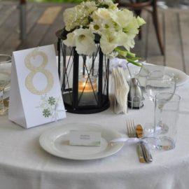 Декор свадебного ужина в Грузии