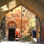 Анчисхати - самая древняя церковь в Тбилиси для Венчания