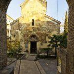 Таинство Венчания в Тбилиси, Церковь Анчисхати