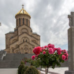 Венчание в Тбилиси, Самеба