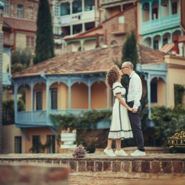 Организация свадьбы в Тбилиси