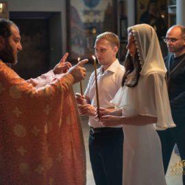 Венчание в Грузии, Тбилиси