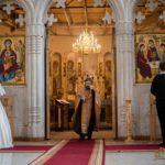 Венчание в Тбилиси, Церковь Святой Троицы (Самеба)