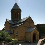 Венчание в Тбилиси, церковь Сиони Art Event Studio