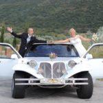 Свадьба в Грузии, трансфер