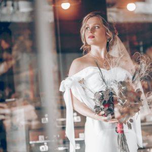 Свадьба в Грузии - макияж и прическа