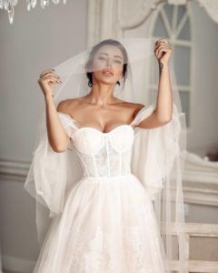 Свадебный образ для невесты в Грузии