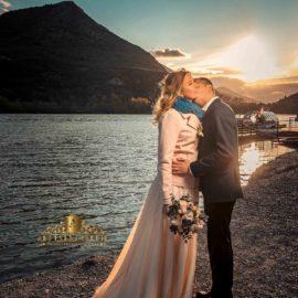 Горы. Свадьба. Грузия