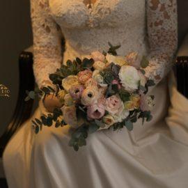 Декор на свадьбу в Грузии