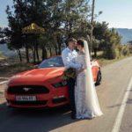 Свадьба в Мцхета, Грузия