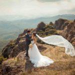 Свадьба в Грузии, окрестности Тбилиси