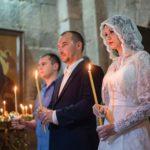 Венчание в Грузии в Светицховели