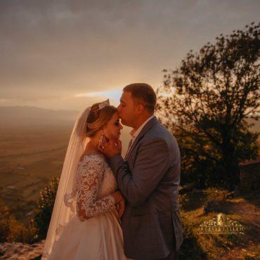Свадьба в Грузии Алазанская долина, Сигнаги