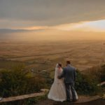 Свадьба с видом на Алазанскую долину, Грузия