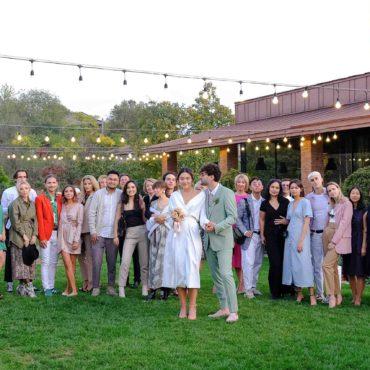 Свадьба на винном заводе