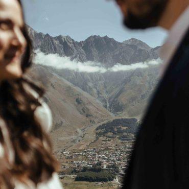 Венчание в горах