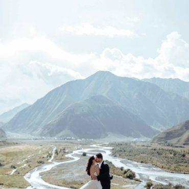 Свадьба и венчание в Грузии