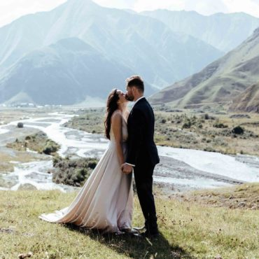 Горы Грузии - Венчание