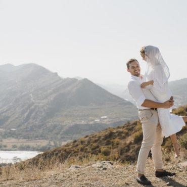 Венчание в Джвари