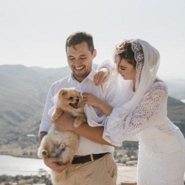Венчание в Мцхета